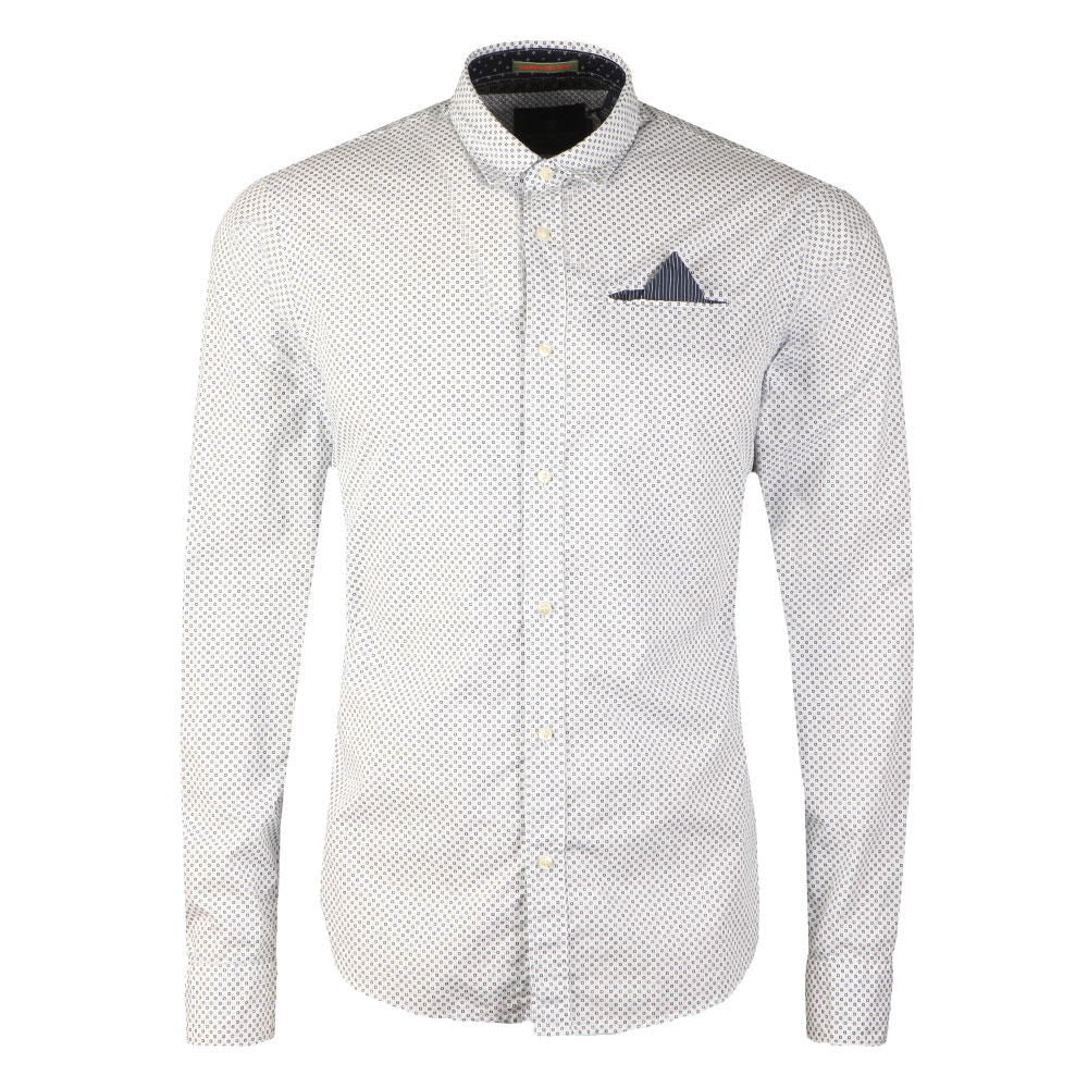 Classic Shirt With Pochet main image