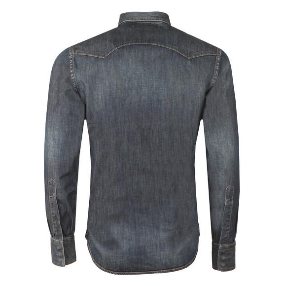 Replay Mens Blue M4860 Denim Shirt main image