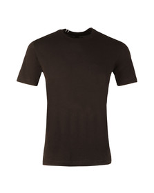 Replay Mens Black S/S Plain Tee