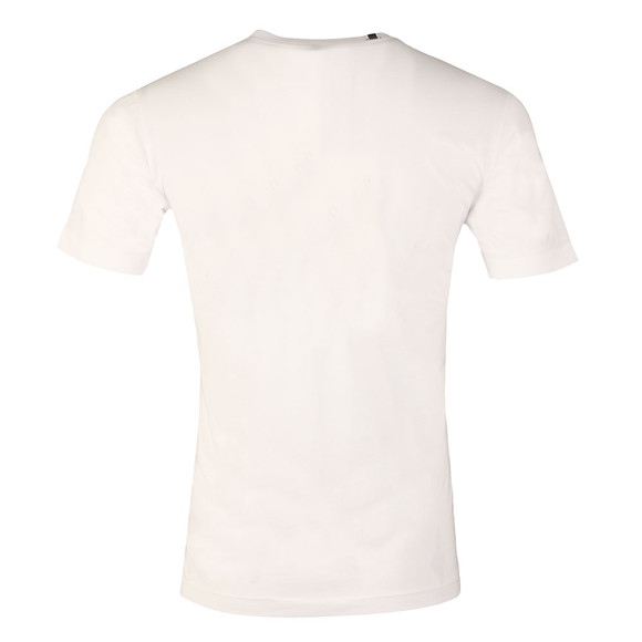Replay Mens White S/S Plain Tee main image