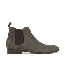 Hugo Mens Grey Cult Chelsea Boot