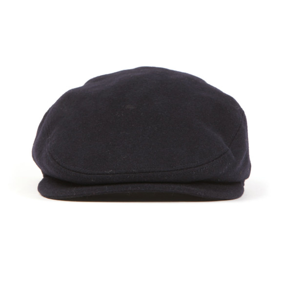 Barbour Lifestyle Mens Blue Redshaw Flat Cap main image