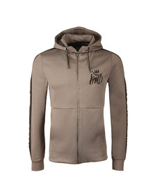 Kings Will Dream Mens Grey Risha Poly Hoody