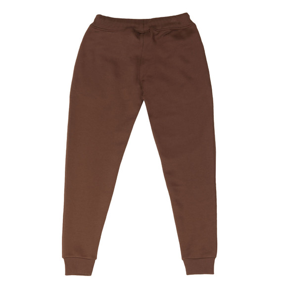 Gym king Mens Brown Core Tracksuit Bottoms main image