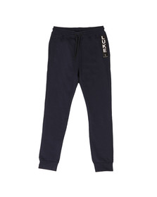 Luke Mens Blue New Entrance Jogger