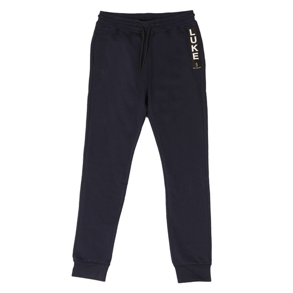 Luke Mens Blue New Entrance Jogger main image