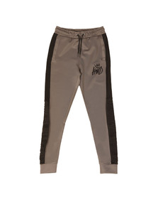 Kings Will Dream Mens Grey Risha Poly Jogger