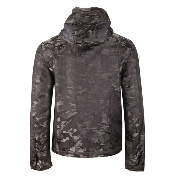 Paul & Shark Mens Grey Woven Shark Camo Jacket main image