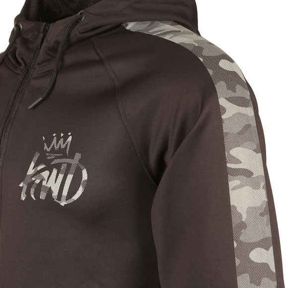 Kings Will Dream Mens Black Kione Poly Hoody main image