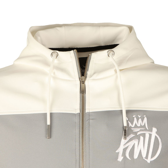Kings Will Dream Mens Grey Merton Poly Hoody main image