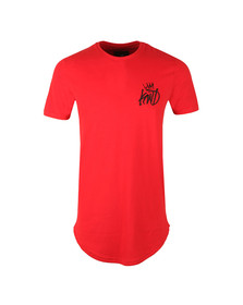 Kings Will Dream Mens Red Travis T Shirt