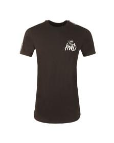 Kings Will Dream Mens Black Bamford T Shirt