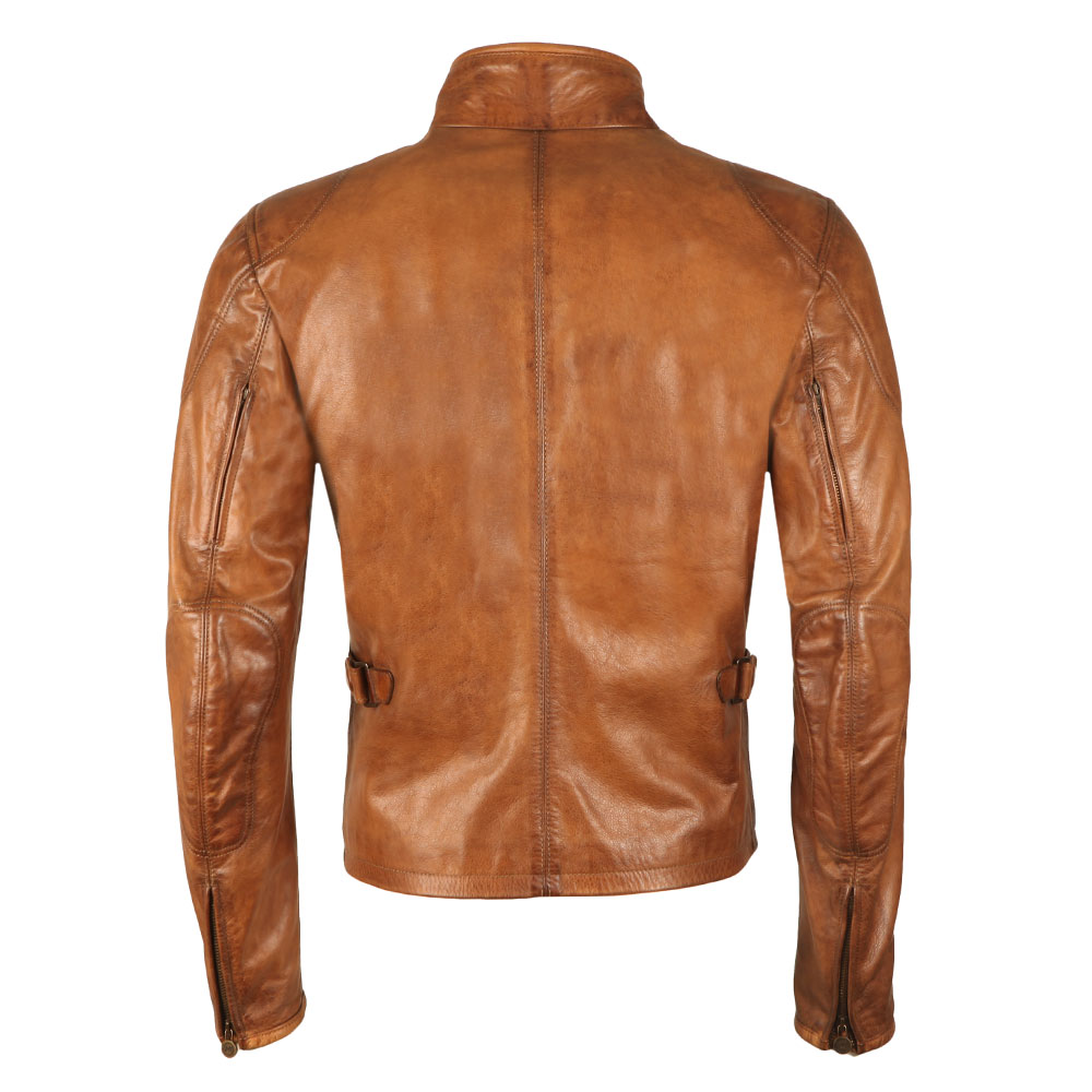 Osborne Leather Blouson main image