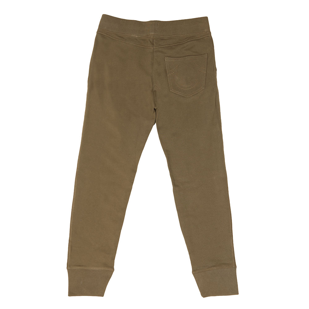Double Puff Cuffed Sweatpant main image