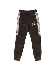 Kings Will Dream Mens Black Kione Poly Pant