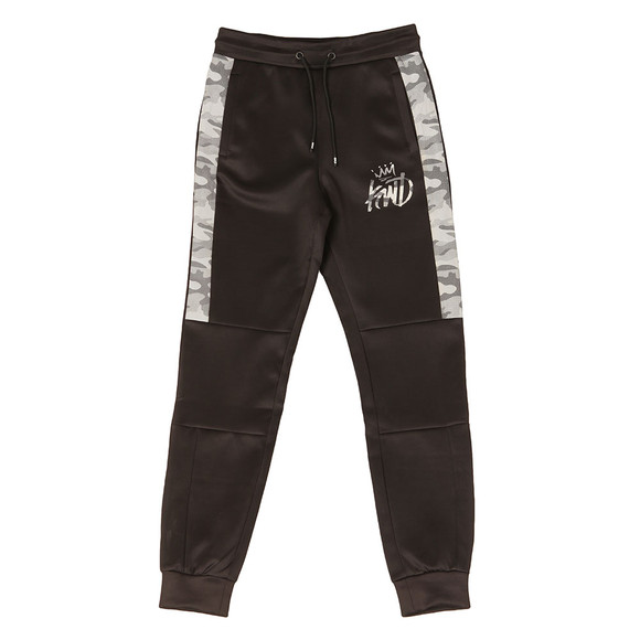 Kings Will Dream Mens Black Kione Poly Pant main image