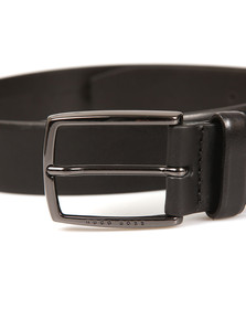 BOSS Loungewear Mens Black Celie Belt