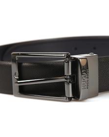 Hugo Mens Black Gilvio Belt