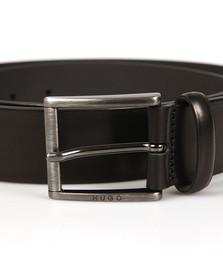 Hugo Mens Black Geid Belt