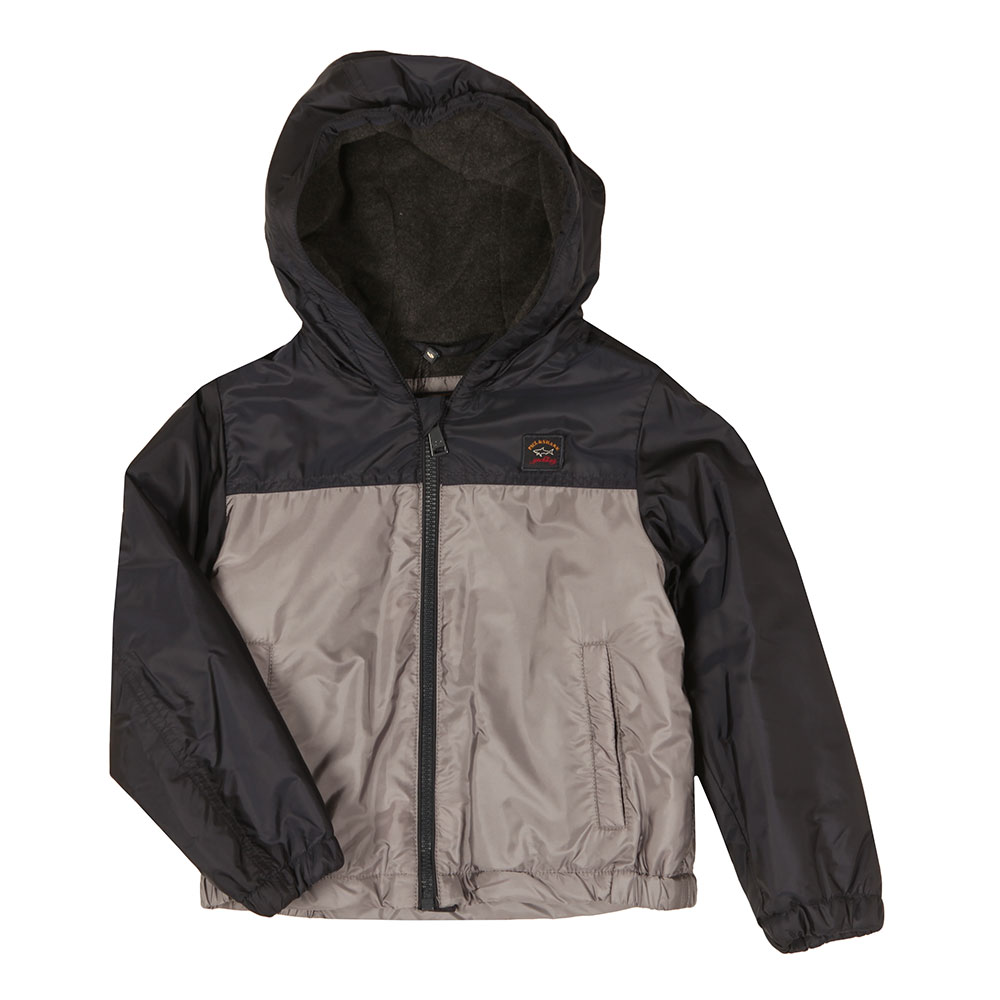 Two Tone Hooded Jacket main image