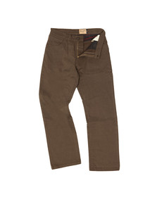 Wrangler Mens Beige Texas Stretch Fabric Jean