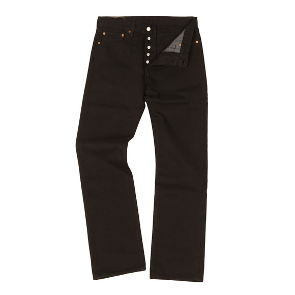 Levi's Mens Black 501 Jean main image