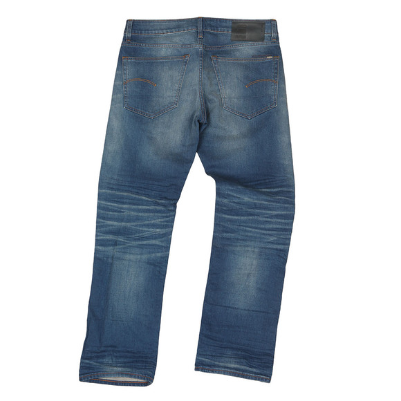 G-Star Mens Blue 3301 Itano Stretch Jean main image