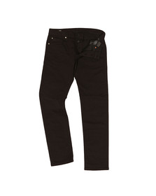 G-Star Mens Black Superstretch Jean