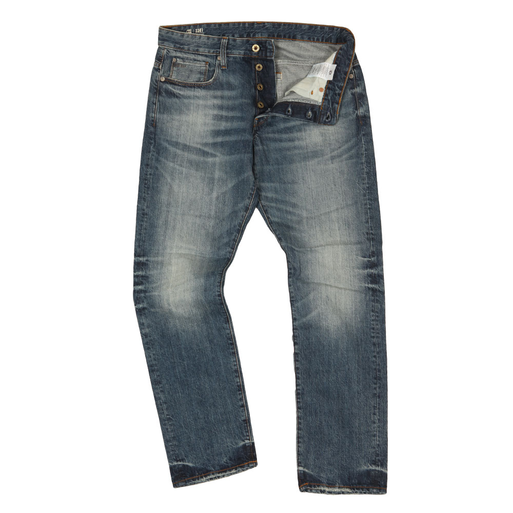 3301 Higa Tapered Jean main image
