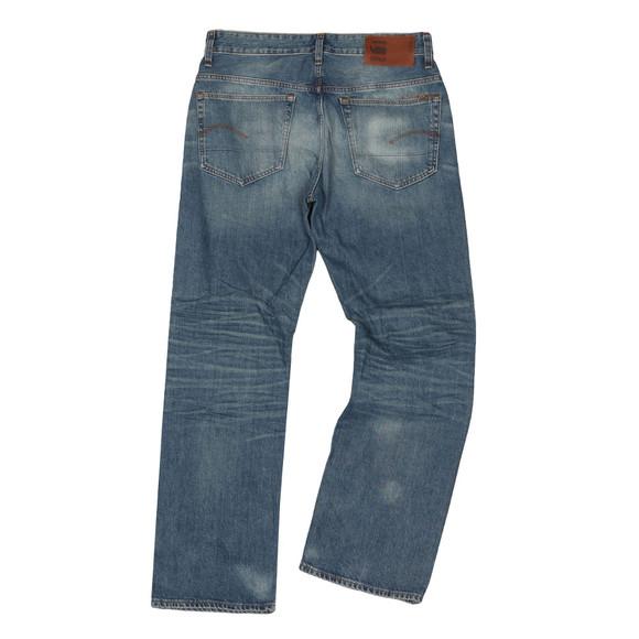 G-Star Mens Blue G-Star 3301 Loose Jean main image