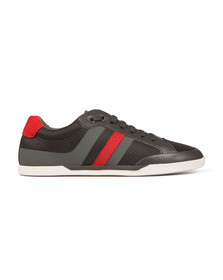 Boss Mens Grey Shuttle Tennis Tech Trainer