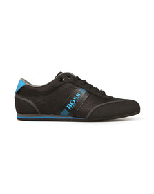 Boss Mens Black Lighter Low Tech Trainer