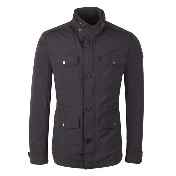 Boss Mens Blue Owade Jacket main image