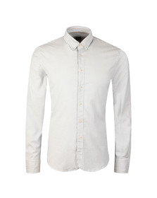 Boss Mens Blue Customize Shirt