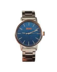 Boss Orange Mens Silver Copenhagen Watch