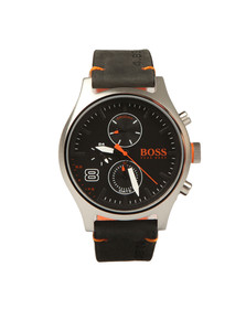 Boss Orange Mens Black Amsterdam Watch