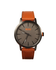 Boss Orange Mens Brown Copenhagen Watch