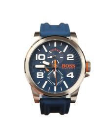 Boss Orange Mens Blue Detroit Watch