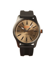 Boss Orange Mens Black Dublin Watch
