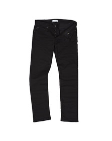 Stone Island Mens Black Slim Fit Jean