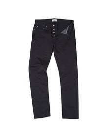 Stone Island Mens Blue Dark Navy 5 Pocket Trouser