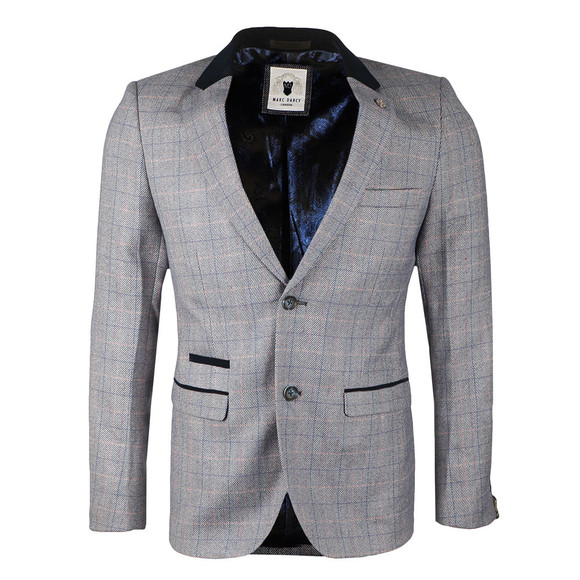 Marc Darcy Mens Blue Hilton Jacket main image