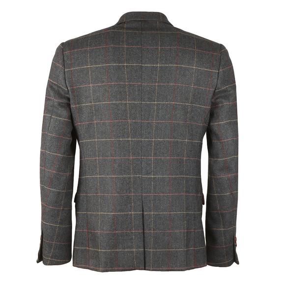 Marc Darcy Mens Blue Eton Jacket main image