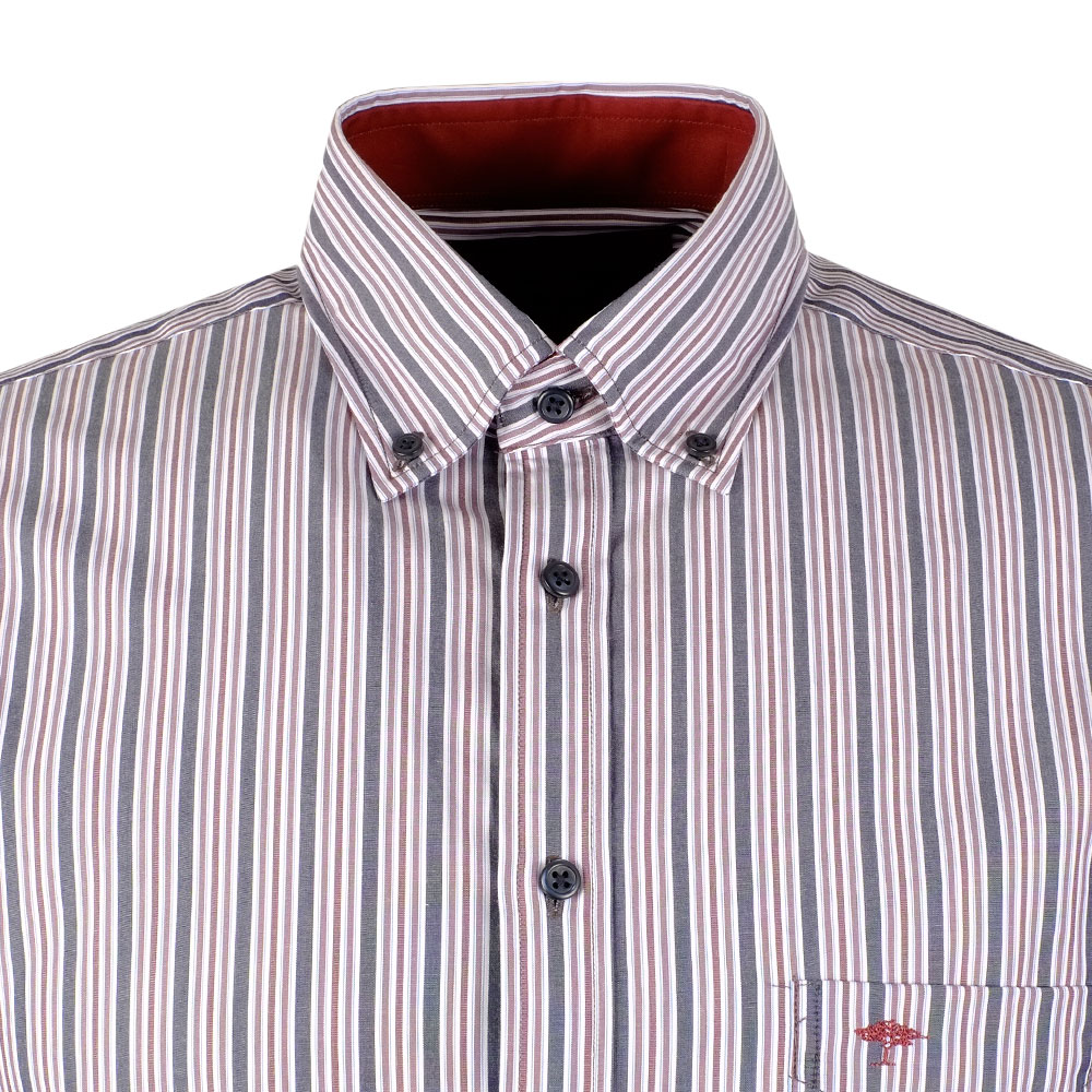 LS Combi Stripe Shirt main image