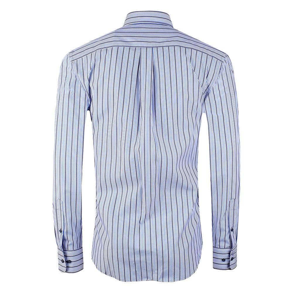 LS Combi Stripe Shirt main image