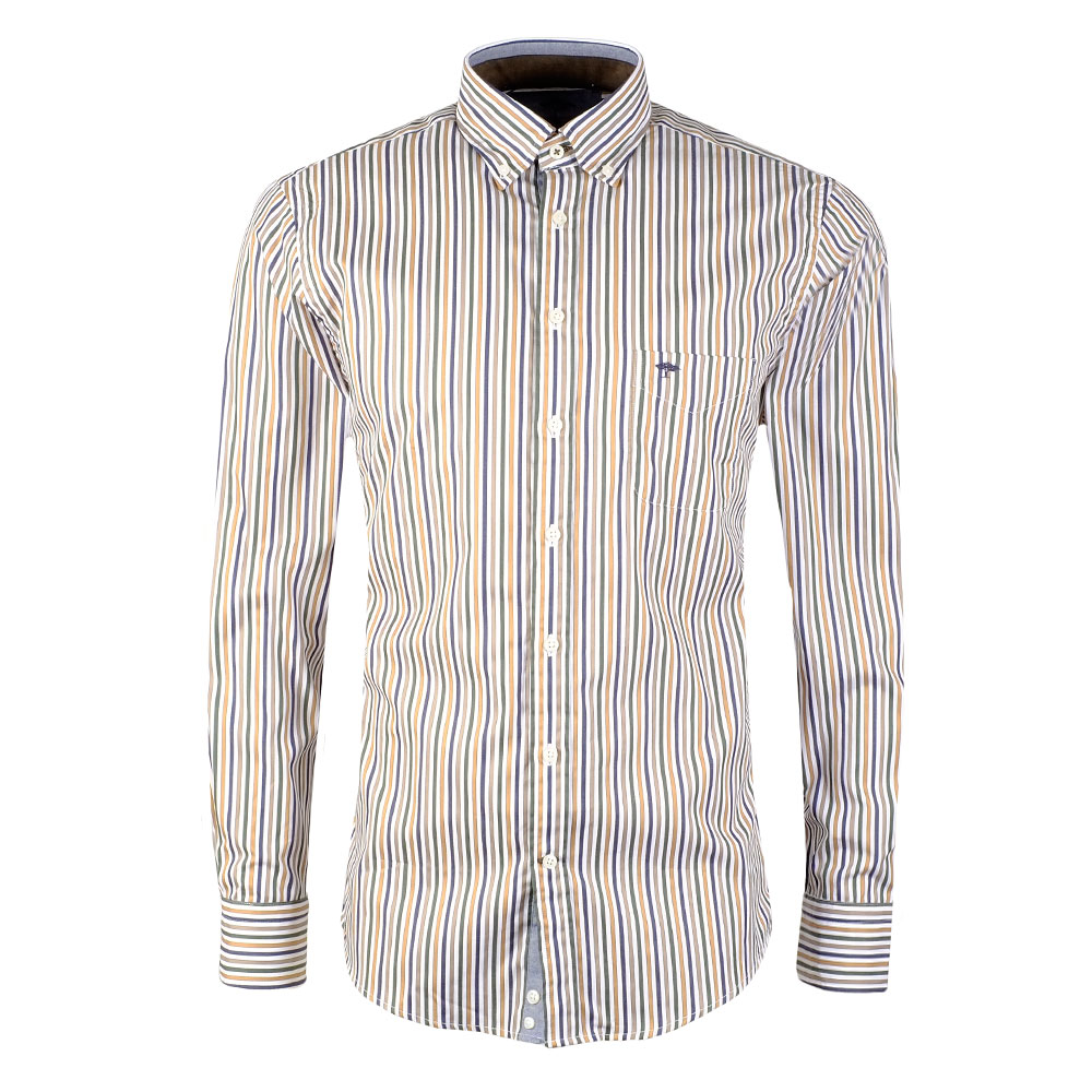 Combi Stripe LS Shirt main image