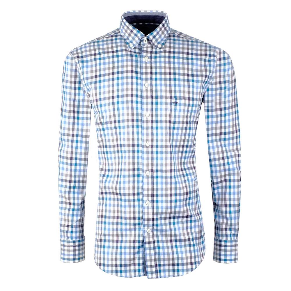 Combi Check LS Shirt main image