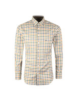 Combi Check LS Shirt