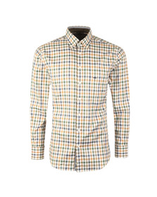 Fynch Hatton Mens Multicoloured Combi Check LS Shirt