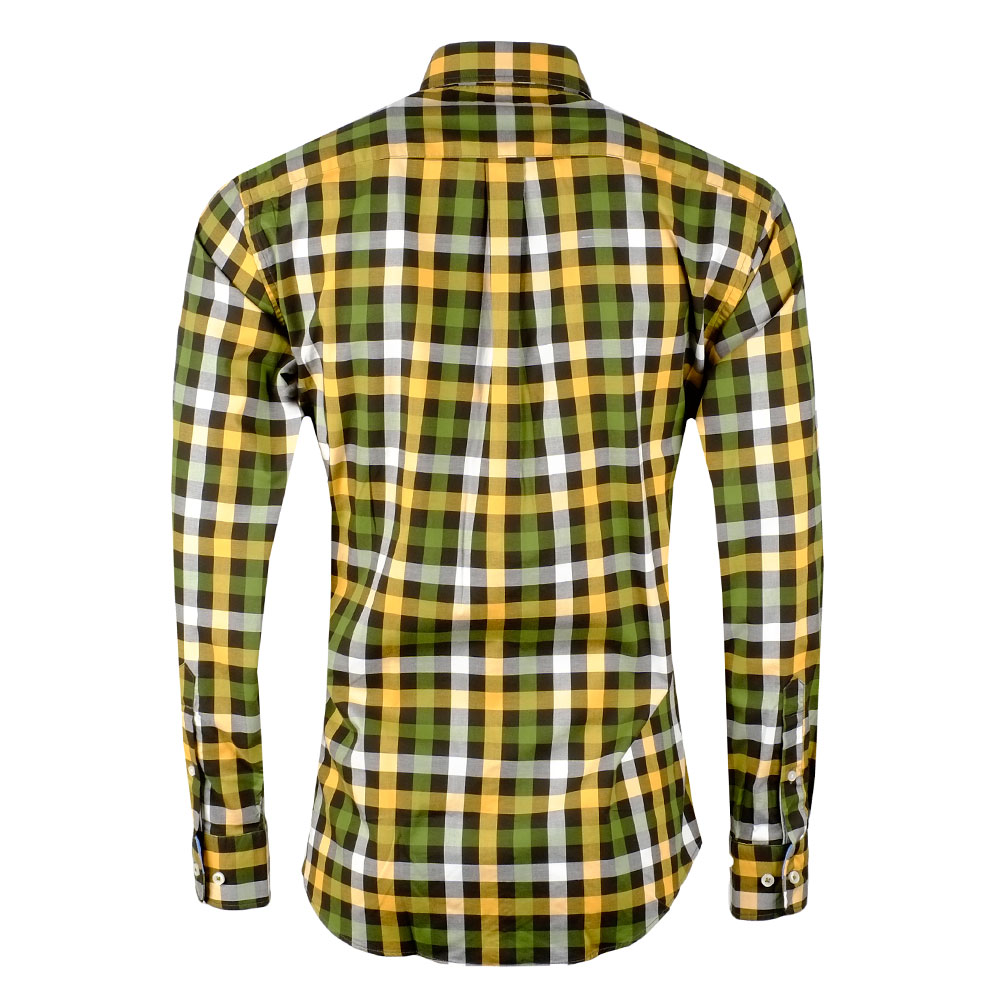 LS Multi Combi Check Shirt main image